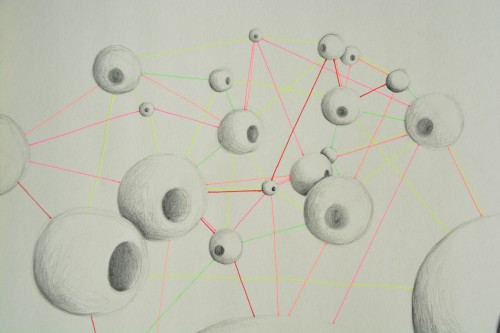 cloud [2050], zeichnung